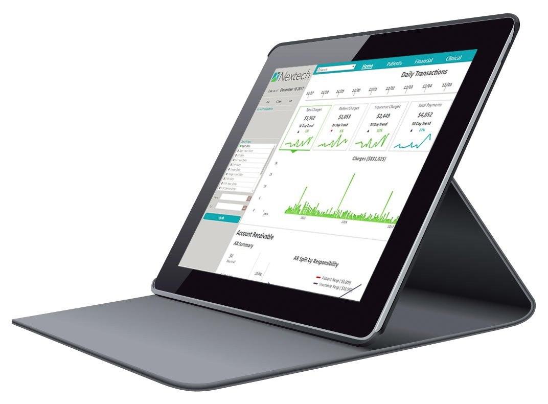 Nextech Analytics Revenue Management