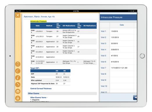 Nextech EMR iPad App