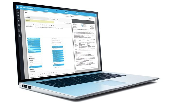 Nextech IntelleChart EMR Knowledge Base