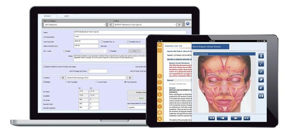 Medical Spa Software Inventory Botox