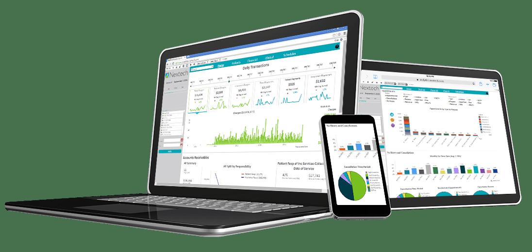 Nextech Ophthalmology Revenue Management