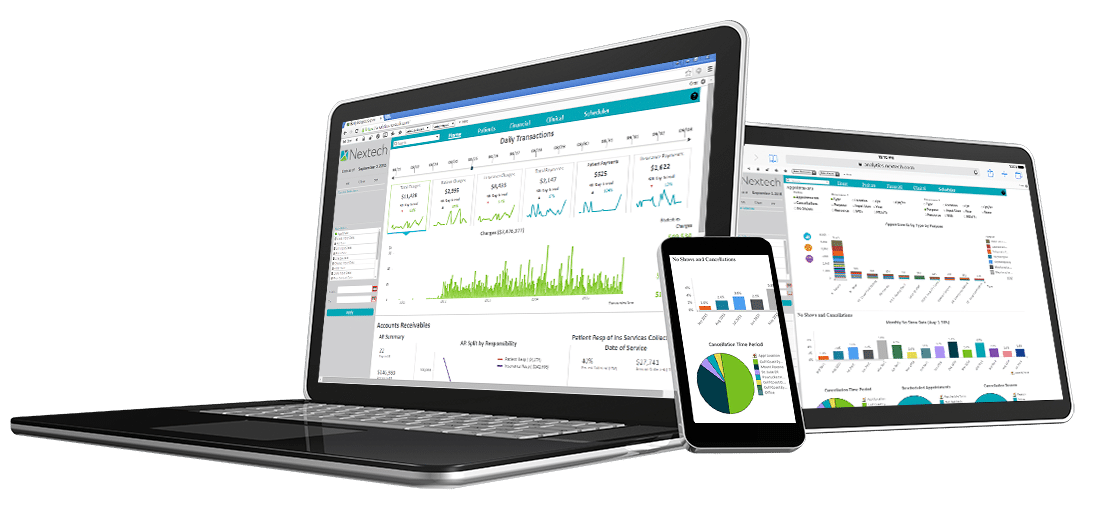 Nextech Revenue Management Analytics