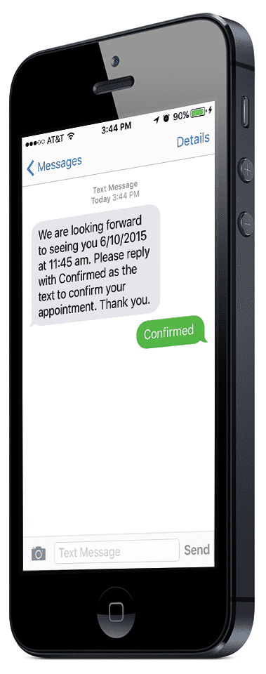 Plastic Surgery Appointment Reminder Software