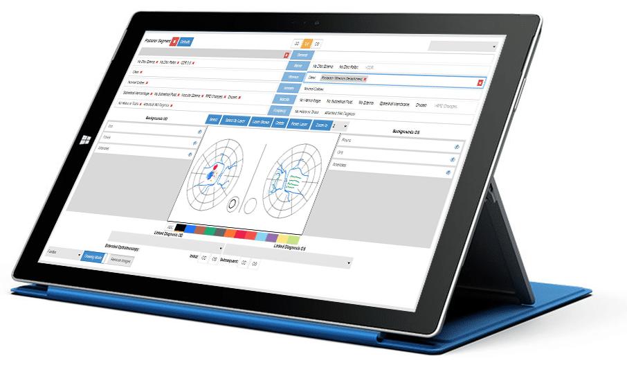 Nextech IntelleChart EMR Drawing Software