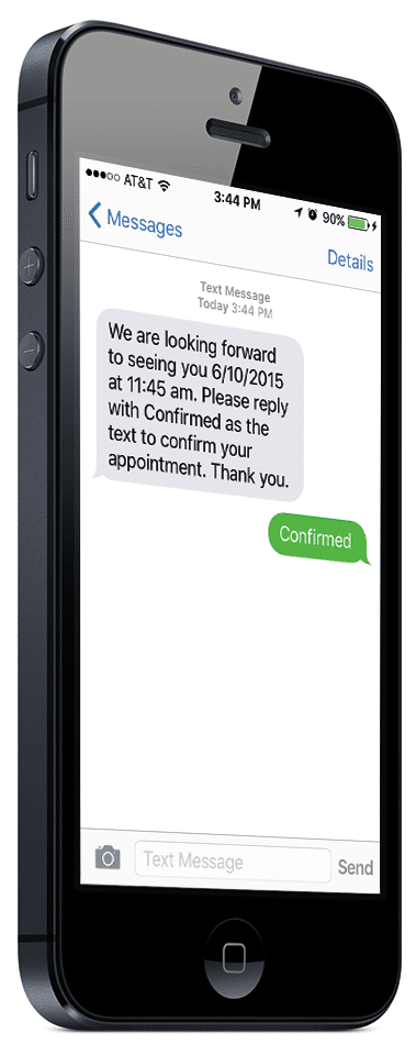 Ophthalmology Appointment Reminders Software