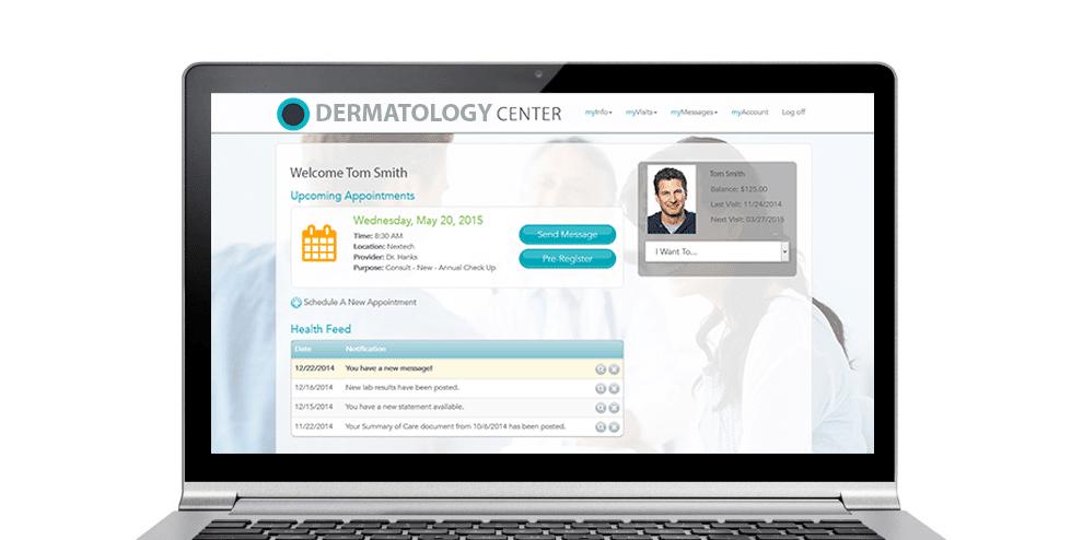 Nextech Patient Engagement Patient Portal