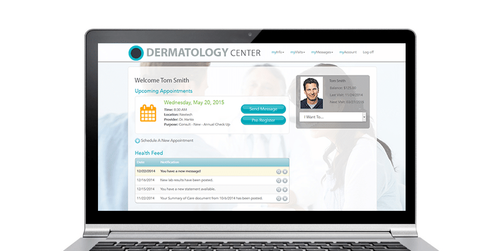 Dermatology Patient Engagement Software