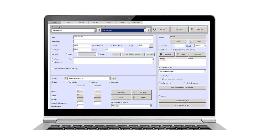 Dermatology Practice Management Software