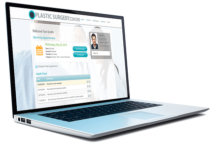 Specialty Specific Patient Portal