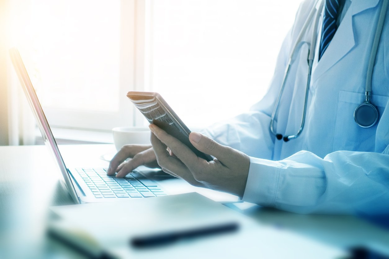 The Power of a Text: Improving Patient-Centered Care