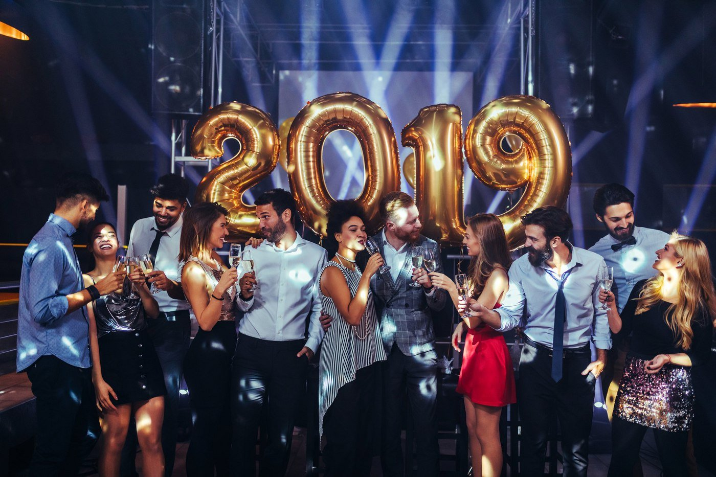 ICD-10 Codes for Celebrating: New Year's Eve Edition!