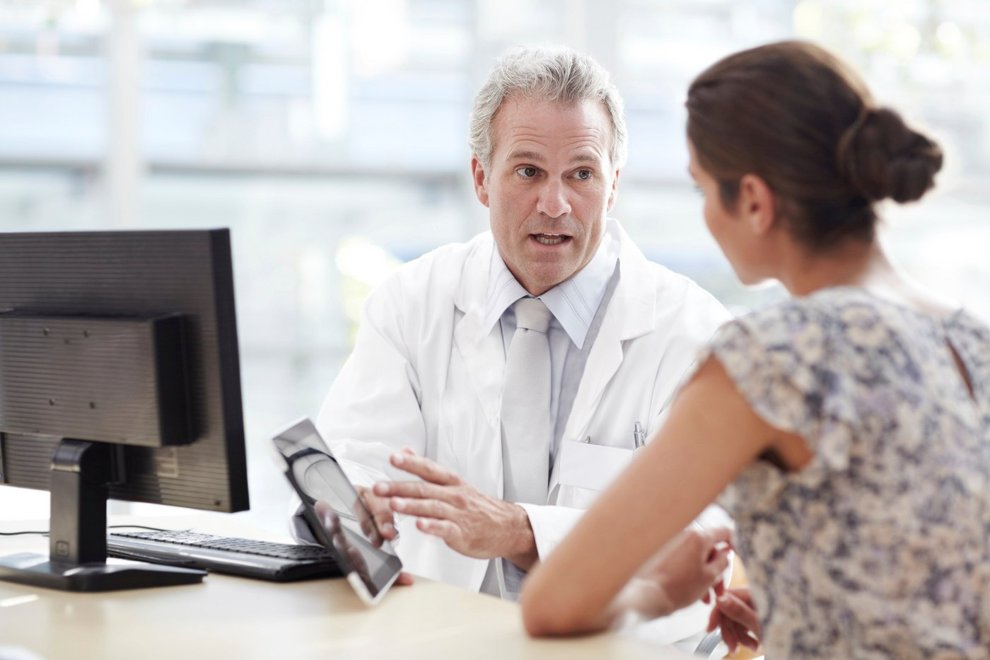 Mobility: Enhancing the patient-provider relationship